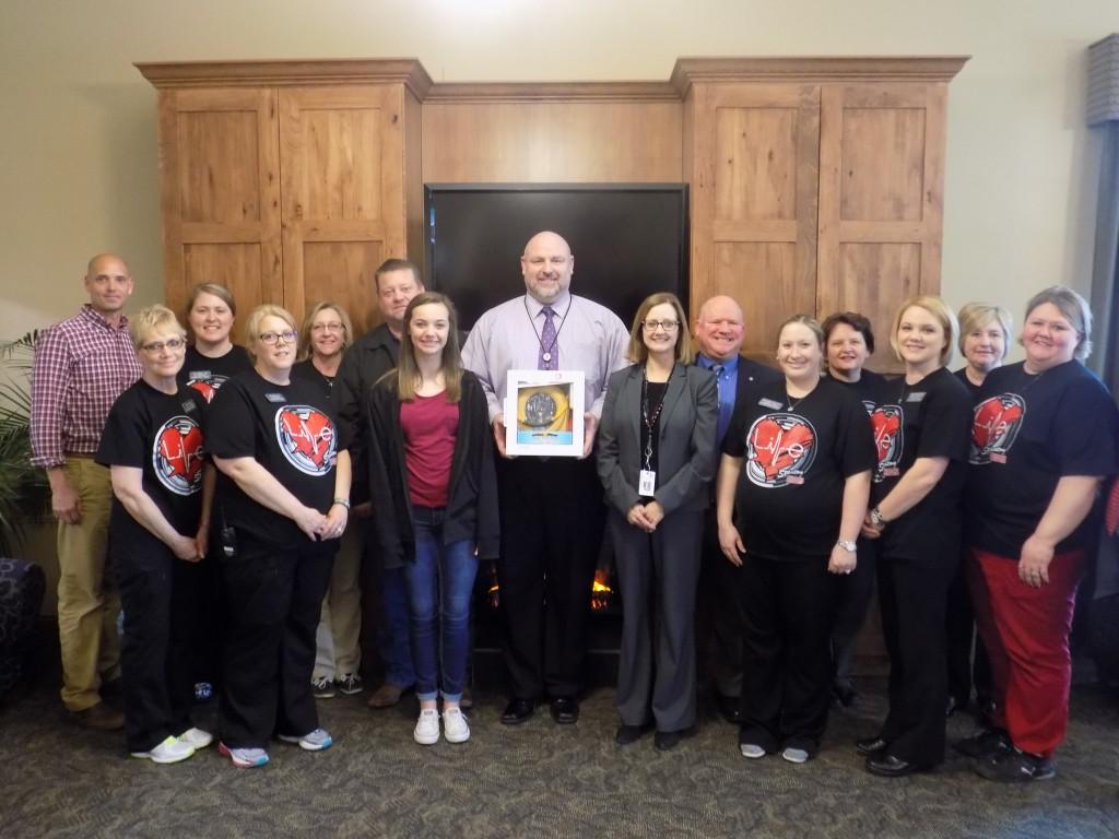 SHC AED Fundraiser 007